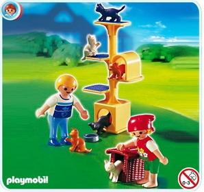Playmobil Drzewo dla kotw 4347