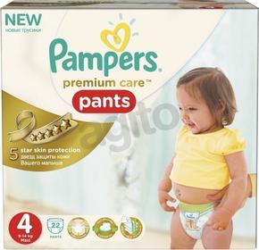Pampers Premium Care Pants 4 Maxi 22 szt.
