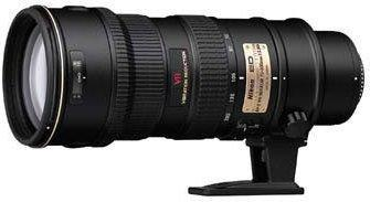 Nikon AF-S 80-200mm f/2.8G VR ED