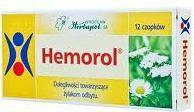 Herbapol Hemorol 12 szt.
