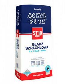 Śnieżka Acryl-Putz Gładź szpachlowa ST10 Start+Finish 5kg 101740