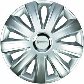 Kołpaki Michelin R15 2MIL92002 srebrny-chrom