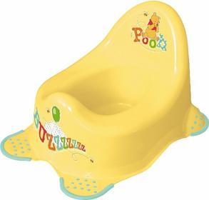 OKT KIDS Winnie the Pooh nocnik antypoślizgowy miodowy