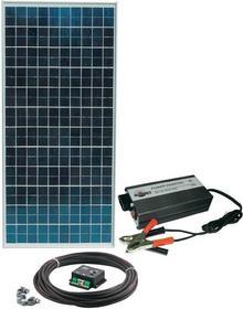Sunset Panel solarny polikryształowy Solar-Set 110274 55 Wp 230 V