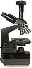 Levenhuk Trójokularowy Mikroskop Cyfrowy D870T 40030