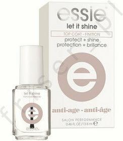 Essie LET IT SHINE top nadający wysoki połysk 13,5ml 468