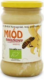 Miody Sznurowski (miody) MIÓD MNISZKOWY BIO 400 g