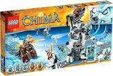 LEGO Chima Sir Fangars Ice Fortress 70147