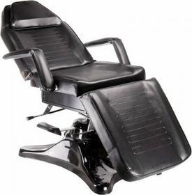 Vanity Fotel Kosmetyczny Hydrauliczny BD-8222 Czarny