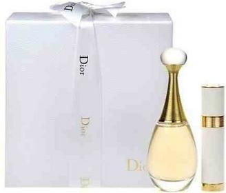 Dior Christian Jadore damska Zestaw perfum Edp 50ml + 7,5ml z możliwością napełnienia