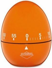 Kuchenprofi Küchenprofi - Timer - Minutnik w Kształcie Jajka - Pomarańczowy