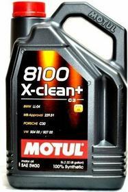 Motul 8100 X-Clean+ C3 5W-30 5L