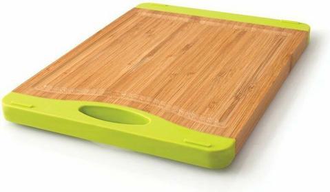 Berghoff Deska do krojenia z bambusa prostokątna średnia 35x25x1,5cm - 1101606