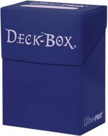 Ultra Pro DECK BOX - BLUE