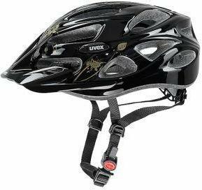 UVEX Kask rowerowy Onyx 52-57 black