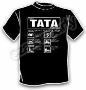 T-shirt SUPER TATA FIRMA ROKU 1 szt.