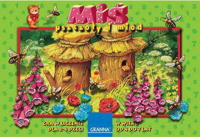 Granna Miś, pszczoły i miód 0443