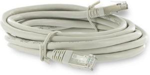 4World Kabel patch cord RJ45, kat. 6, FTP, 3m, szary 6109