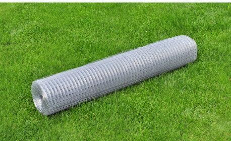 Ogrodzenie, siatka ogrodzeniowa (1x25 m) 0,9 mm.