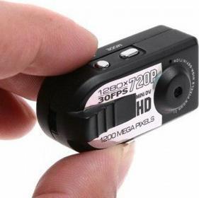 eNexus Mikro kamera szpiegowska 720p THUMB (detekcja ruchu)
