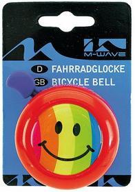 Axer Bike Dzwonek rowerowy dla dzieci - Czerwony/U 1044