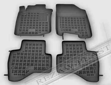REZAW-PLAST Dywaniki korytka gumowe Citroen C1 od 2008 / Toyota Aygo 2005-2014 /