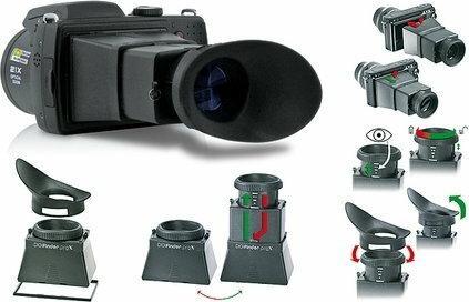 Praktica DigiFinder - wizjer do filmowania