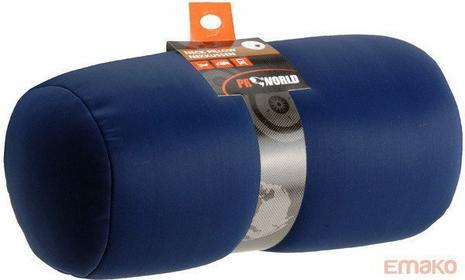 Poduszka wałek pod szyję - granatowy 781506-granatowy