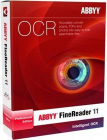 Abbyy FineReader 11 Professional Nowa licencja