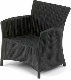 Skagerak Produkty marki Fotel ratanowy St. Thomas black