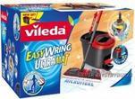 Vileda Mop Obrotowy Płaski ULTRAMAT Easy Wring & Clean