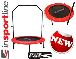 Insportline TRAMPOLINA Z UCHWYTEM 97 cm FIT AND JUMP 17AE-12411