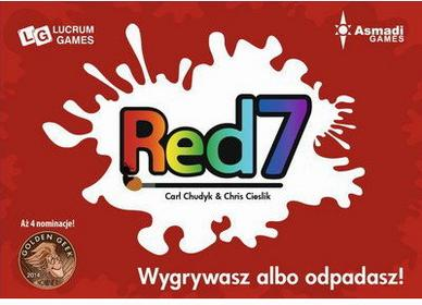 Lucrum Games Red7