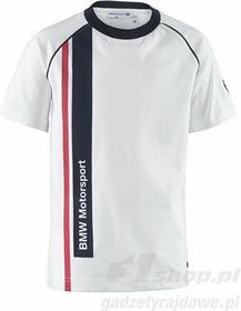 koszulka t-shirt dziecięca biały Fan BMW Motorsport 2013 7000027-200