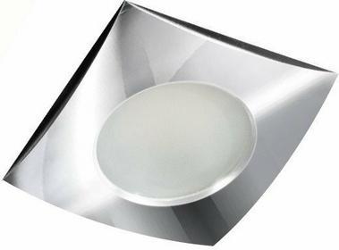 Azzardo Oświetlenie Lampa EZIO 1 Chrome Wpust (GM2105 CH)