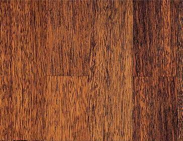DLH Deska podłogowa lita - Merbau Elegance 15x60x300-900mm lakierowana