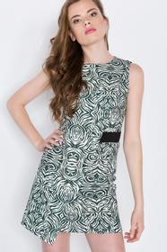 Lemaya Sukienka Lavinia Zebra 2128876