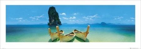 Phuket Thailand - Obraz, reprodukcja