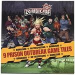 Guillotine Games Zombicide: Prison Outbreak Tile Pack
