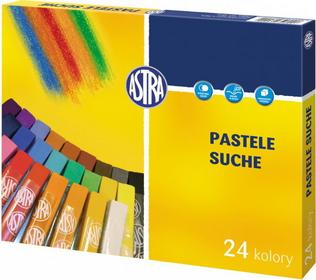 Astra Pastele suche 24 kolory