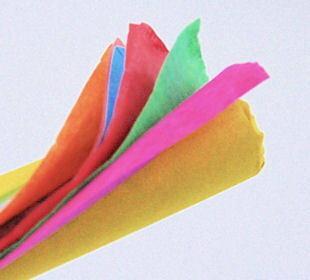 Gimar Bibuła gładka A3 Starpak - kolorowa w rolce 10ark.