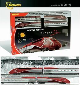 Mehano Zestaw startowy T106 Pociąg pospieszny Thalys