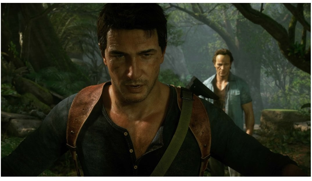 Uncharted 4 Kres Złodzieja  PS4
