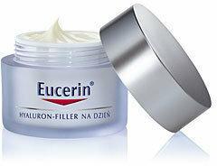 Eucerin Hyaluron-Filler Krem wypełniający zmarszczki na dzień do skóry suchej 50ml