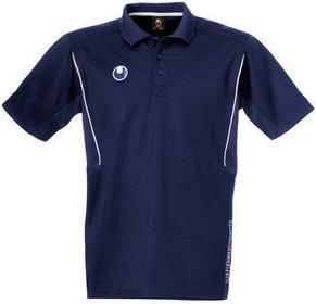 Uhlsport Koszulki polo z krótkiM rękawem Training polo Shirt Marine