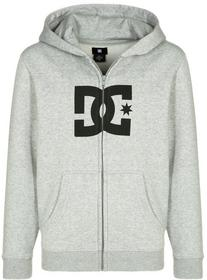 DC Shoes STAR Bluza rozpinana heather grey EDBSF03039