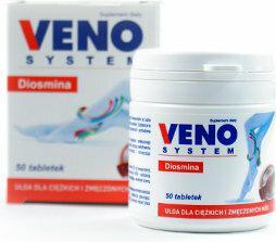 Polfa VenoSystem Diosmina