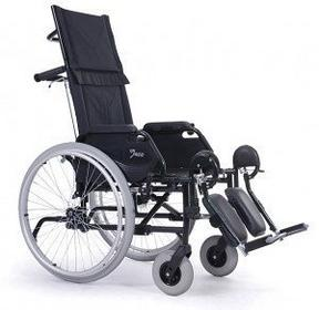 Vermeiren Wózek inwalidzki specjalny JAZZ30°