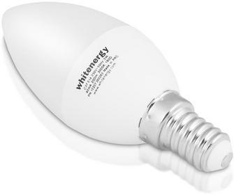 Whitenergy Żarówka LED E27 3W 230V 10207