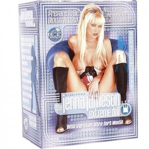 Doc Johnson Lalka erotyczna Jenna Jameson Love Doll DO003A [2422025]